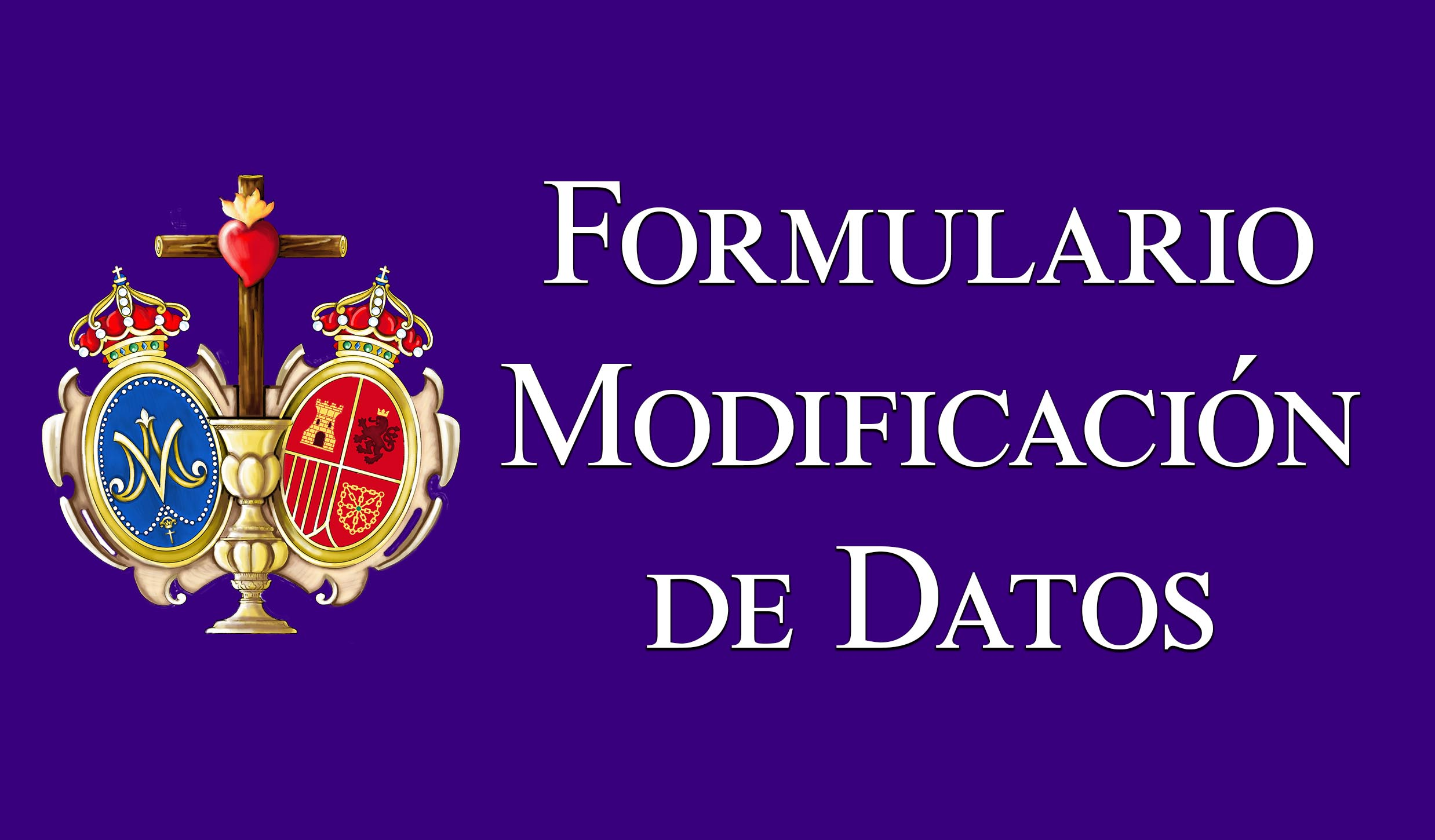 modulo modificacón de datos